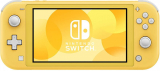 Приставка Nintendo Switch Lite желтый